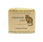 Orange Cat Soapwork's Honey Oatmeal Soap