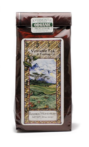 Vermont Tea and Trading Company's African Rooibus Red Bush Tea