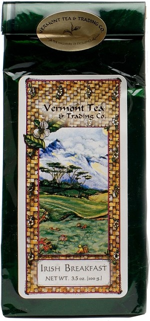 Vermont Tea and Trading Company's Irish Breakfast Tea