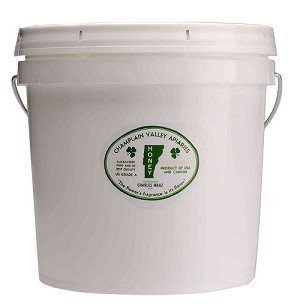24 lb. Pail of Liquid Honey
