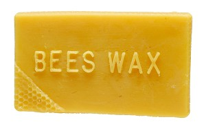 1 lb Block of 100% Beeswax